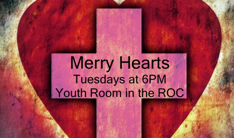 6 PM Merry Hearts Meeting