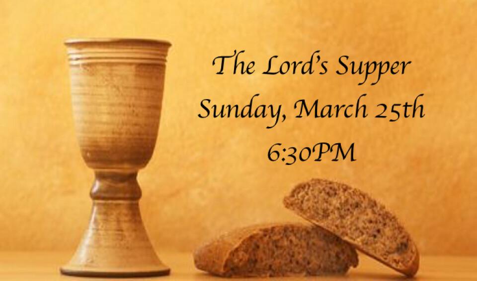6:00pm Evening Worship