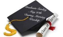 Graduate Sunday-Doctor Don Dowless