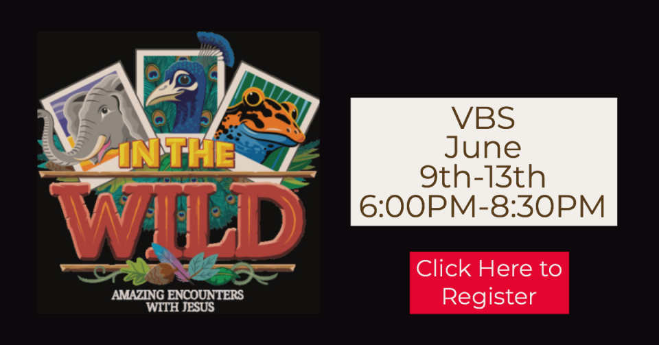 VBS 6:00PM-8:30PM