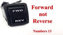 Forward Not Reverse- Doctor Matt Brady