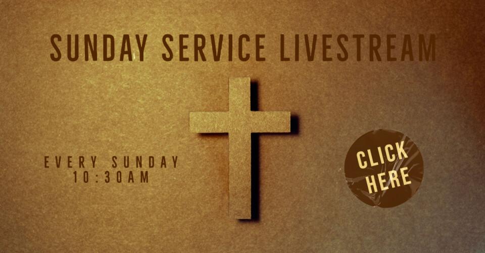 10:30 am Worship on Facebook Live